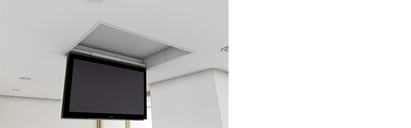 Geliefde Installatie tv lift SM67