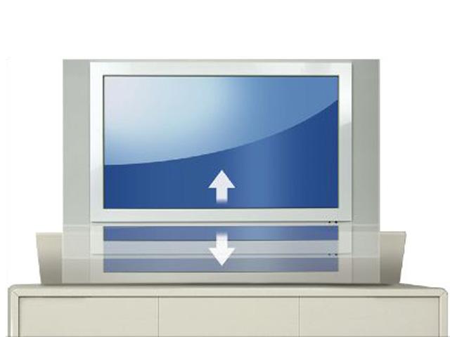 Tv Meubel Met Lift 55 Inch.Tv Liften