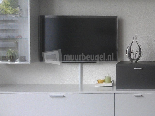 Aluminium kabelgoot zilver 35mm breed x 17mm hoog