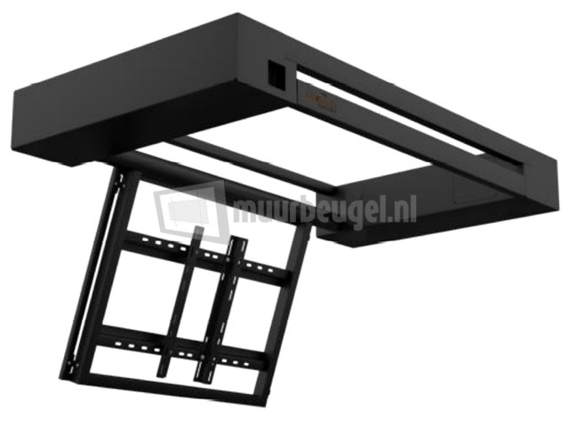 unitech elektrische tv plafond lift max ca 50 inch tv 39 s. Black Bedroom Furniture Sets. Home Design Ideas
