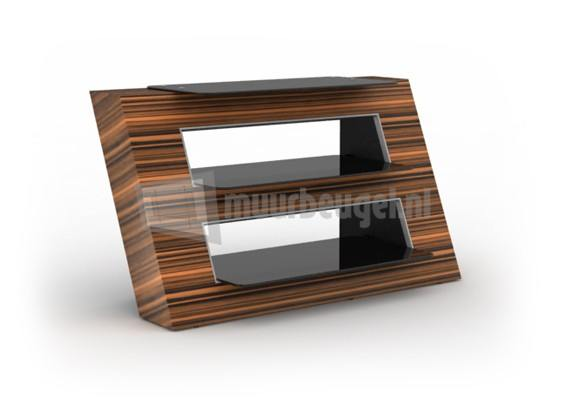 Elmob alexa design tv meubel wengé