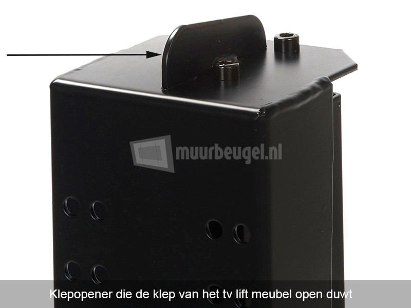 tv-lift-hydraulisch-klepopener