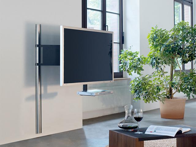 Wissmann ART123XL tv houder armlengte  65 cm voor tv u0026#39;s 40   65 inch