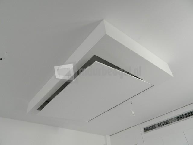 amazing populair unitech elektrische tv plafond lift max ca inch tvus max with elektrische tv lift
