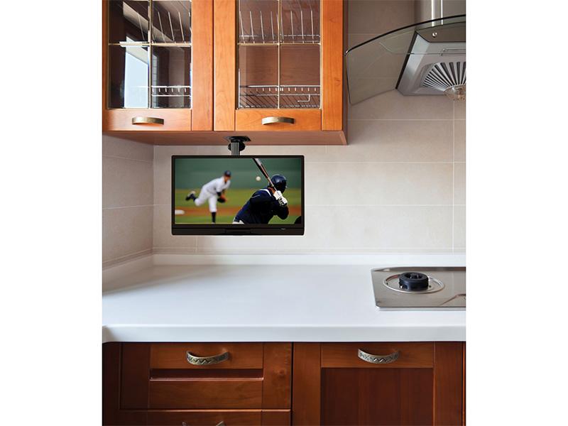 a peq tv plafondbeugel voor max ca 27 inch  68 cm