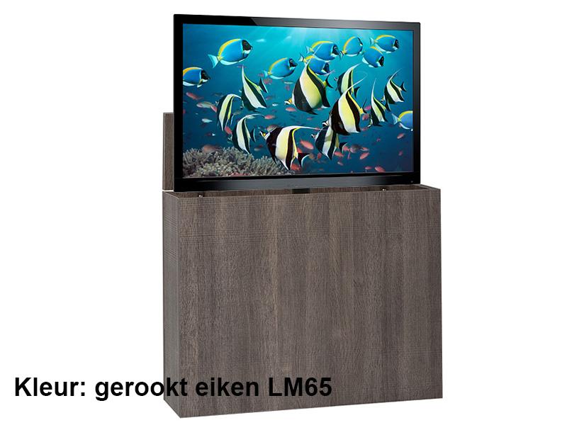 Tv Lift Meubel.Tv Lift Kast Max 32 Inch 82cm Tv Uni Kleuren Excl Tv Lift