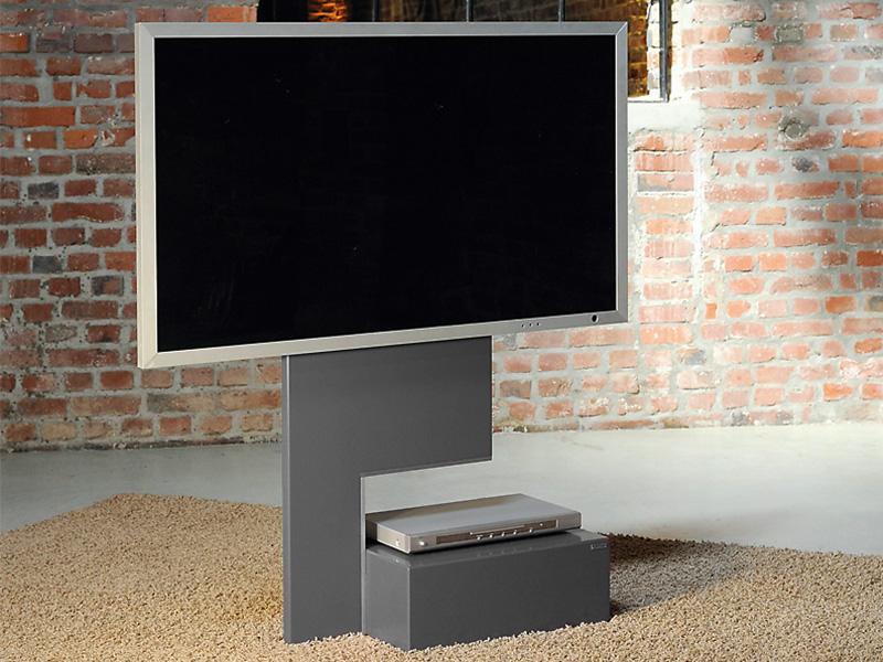 Wissmann Tv Meubel.Wissmann Art115 Tv Vloerstandaard Max 65 Inch Tv