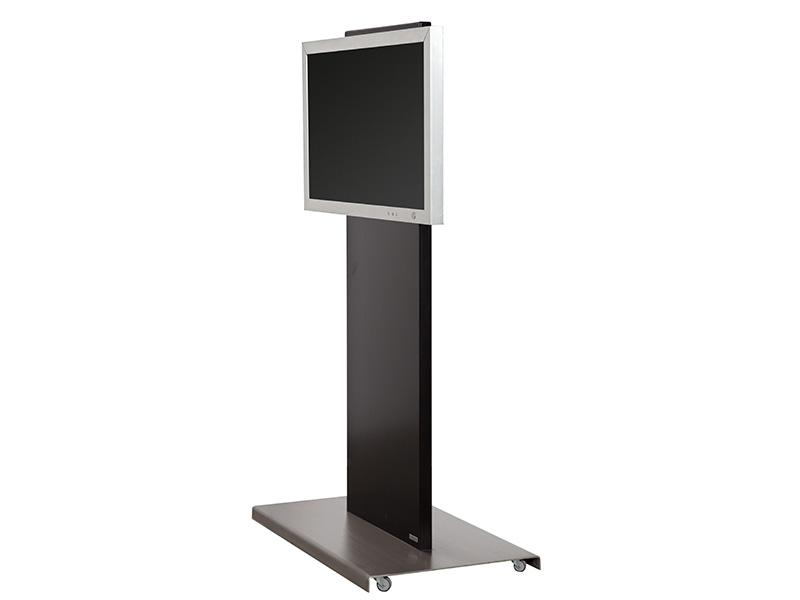 Design Tv Meubel Verrijdbaar.Wissmann Art135 Verrijdbare Tv Vloerstandaard Max 55 Inch Tv