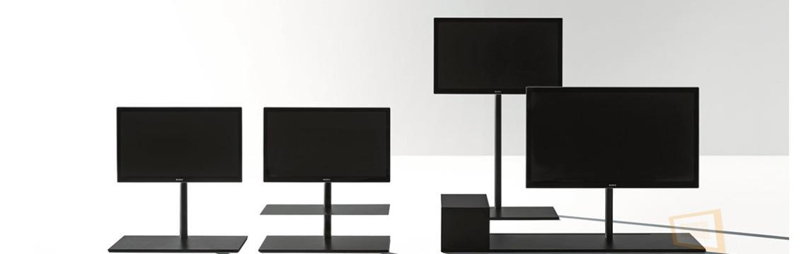 tv ophangen aan een tv standaard