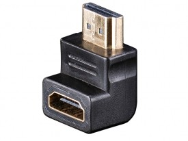 Sonorous HDMI 90° haaks verloopstuk (male - female)
