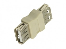 USB adapter - USB A female