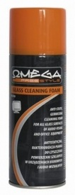 Omega cleaning foam 400ml